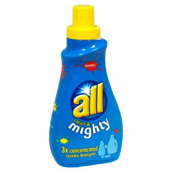 all Small & Mighty 3X Concentrated Liquid Laundry Detergent Stainlifter