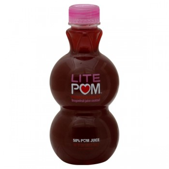 POM LITE Pomegranate Dragonfruit Juice Cocktail