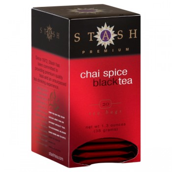 Stash Chai Spice Premium Black Tea Bags