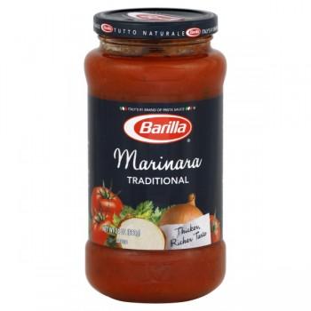 Barilla Pasta Sauce Marinara Traditional