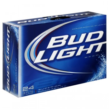 Bud Light - 24 pk
