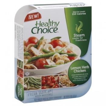 Healthy Choice Lunch Steamer Lemon Herb Chicken