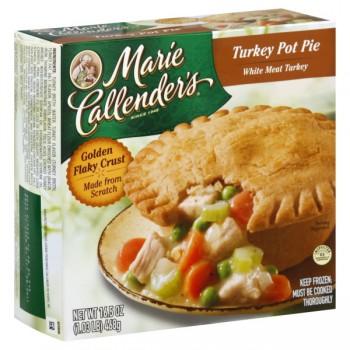Marie Callender's Pot Pie Turkey