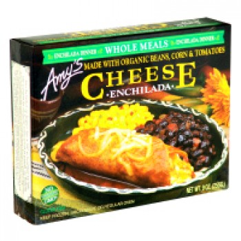 Amy's Whole Meals Enchilada Cheese with Corn & Beans Organic