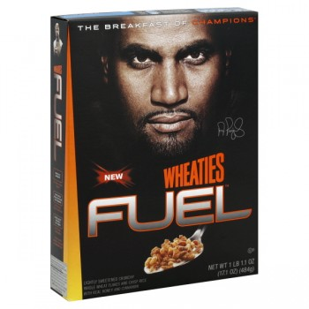 General Mills Wheaties Cereal Fuel