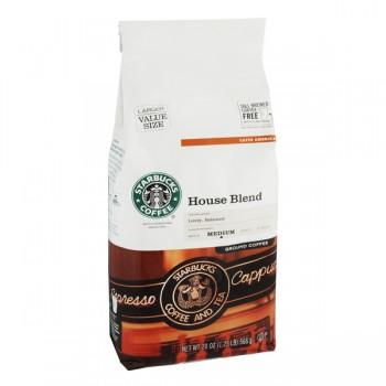 Starbucks House Blend Medium Coffee (Ground)