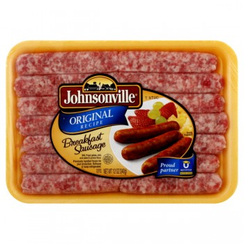 Johnsonville Breakfast Sausage Links Original - 14 ct
