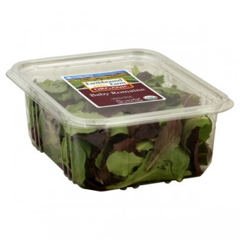 Salad Earthbound Farm Baby Romaine Organic