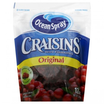 Ocean Spray Craisins Original Sweetened Dried Cranberries