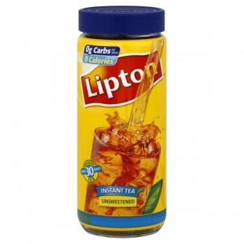 Lipton Regular Iced Tea Mix Unsweetened - Makes 30 Quarts