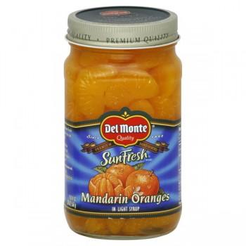Oranges Mandarin in Light Syrup Del Monte SunFresh