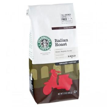 Starbucks Italian Roast Coffee (Ground)