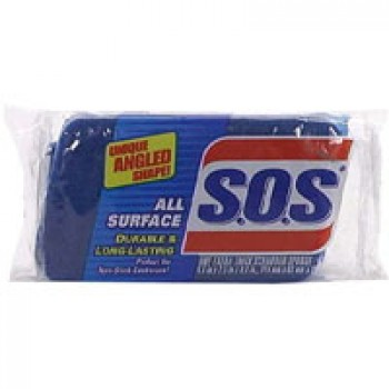 S.O.S. Scrubber Sponge All-Surface Thick