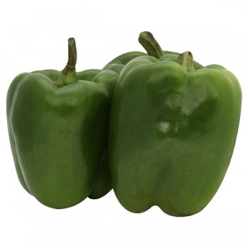Peppers Bell Green Organic