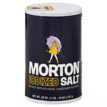 Morton Salt Iodized