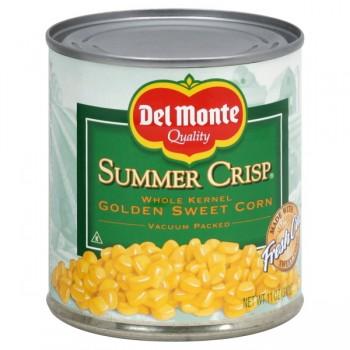 Del Monte Summer Crisp Corn Whole Kernel Sweet