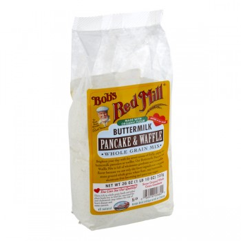Bob's Red Mill Pancake & Waffle Mix Buttermilk Whole Grain Organic