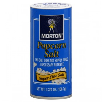 Morton Salt Popcorn