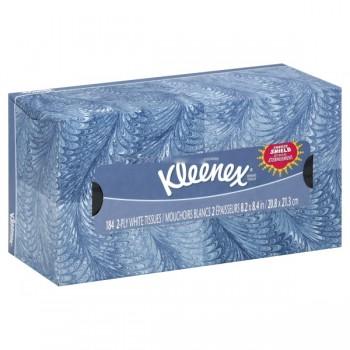 Kleenex Facial Tissue 2-Ply White