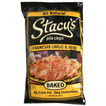 Stacy's Pita Chips Parmesan, Garlic & Herb