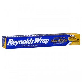 Reynolds Wrap Release Aluminum Foil Non-Stick 12 Inch Wide