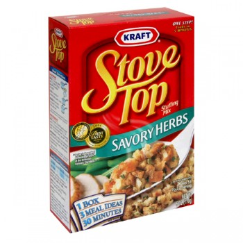 Kraft Stove Top Stuffing Mix Savory Herbs