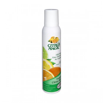Citrus Magic Odor Eliminating Air Freshener Tropical Citrus Blend Spray
