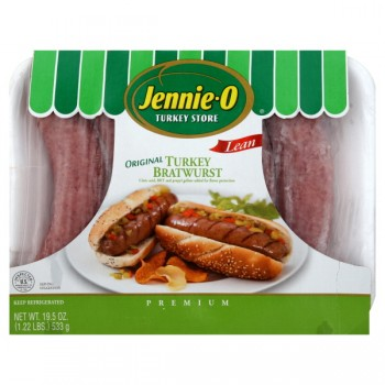 Jennie-O Turkey Store Turkey Bratwurst - 5 ct Fresh
