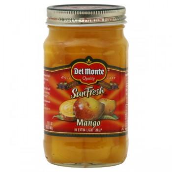 Mango Slices in Extra Light Syrup Del Monte SunFresh