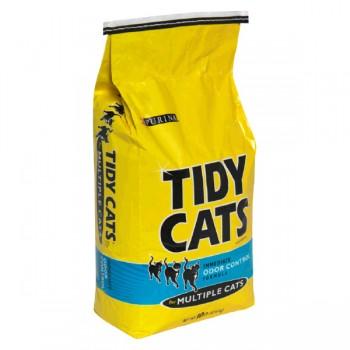 Tidy Cats Clay Cat Litter Immediate Odor Control