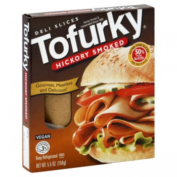 Tofurky Deli Slices Hickory Smoked
