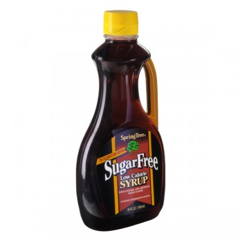Spring Tree Syrup Maple Sugar Free & Low Calorie
