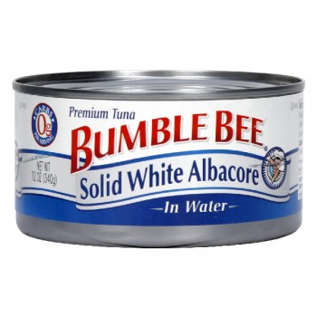 Bumble Bee Tuna Solid White Albacore in Water