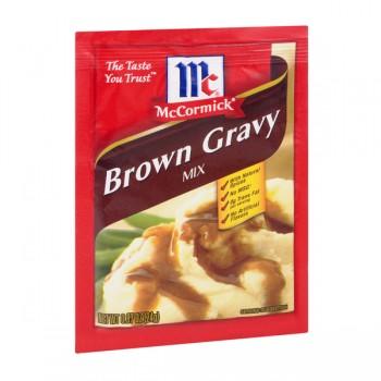 McCormick Gravy Mix Brown Gravy