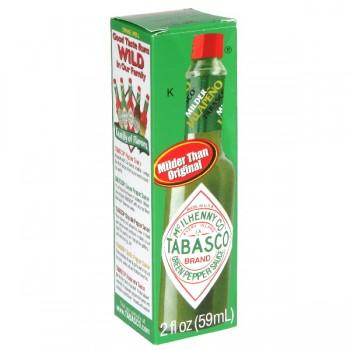 McIlhenny Tabasco Brand Pepper Sauce Jalapeno