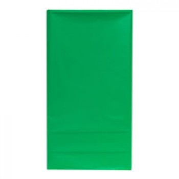 UltraWare Tablecover Plastic Kelly Green 54 X 108 Inch