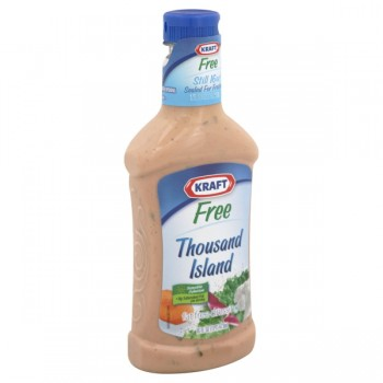 Kraft Free Salad Dressing Thousand Island
