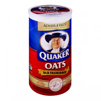 Quaker Oats Rolled Old Fashioned