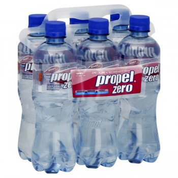 Propel Zero Berry Nutrient Enhanced Water Beverage - 6 pk
