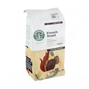 Starbucks French Roast X-Bold Coffee (Ground)