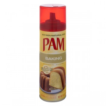 Pam Cooking Spray for Baking with Flour Non-Stick