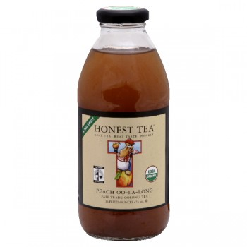 Honest Tea Peach Oo-la-long Organic