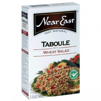 Near East Taboule Mix Wheat Salad 100% Natural