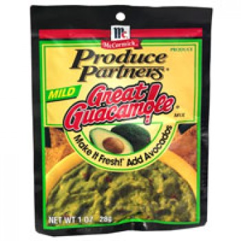 Produce Partners Great Guacamole Mix Mild