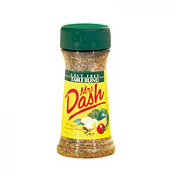 Mrs. Dash Seasoning Blends Table Blend Salt Free