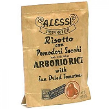 Alessi Risotto with Sun Dried Tomatoes