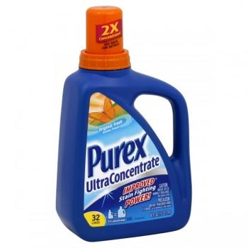 Purex Ultra Regular Liquid Laundry Detergent Original Fresh