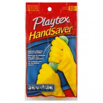 Playtex HandSaver Gloves Latex Medium - 1 pair