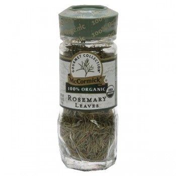 McCormick Gourmet Collection Rosemary Leaves Organic