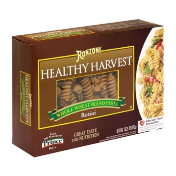 Ronzoni Healthy Harvest Pasta Rotini Whole Wheat Blend